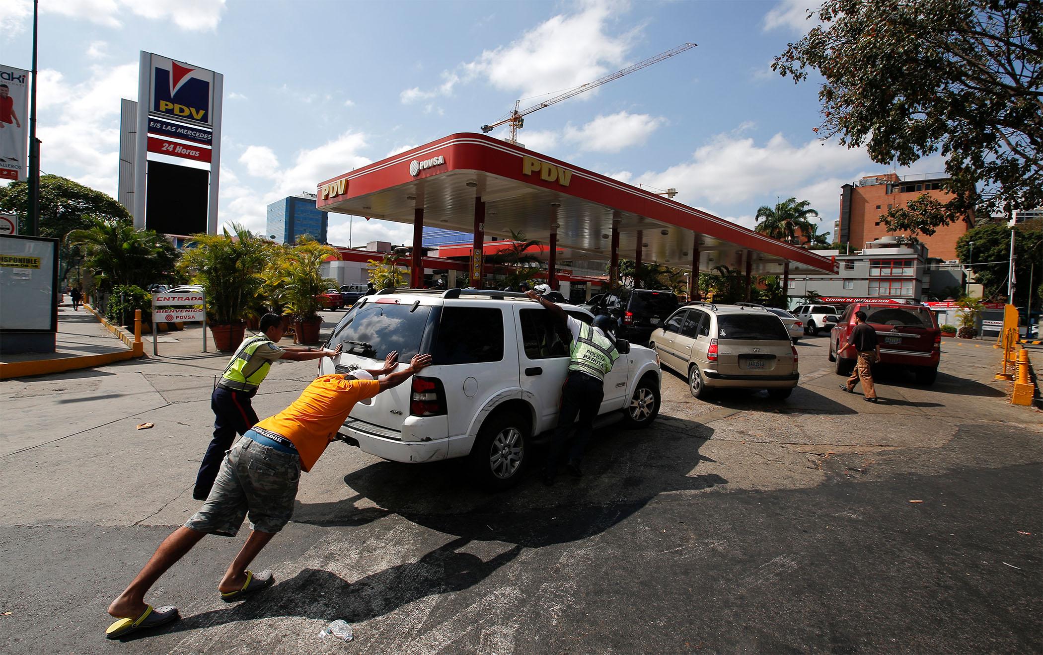 Gasolinazo de Maduro